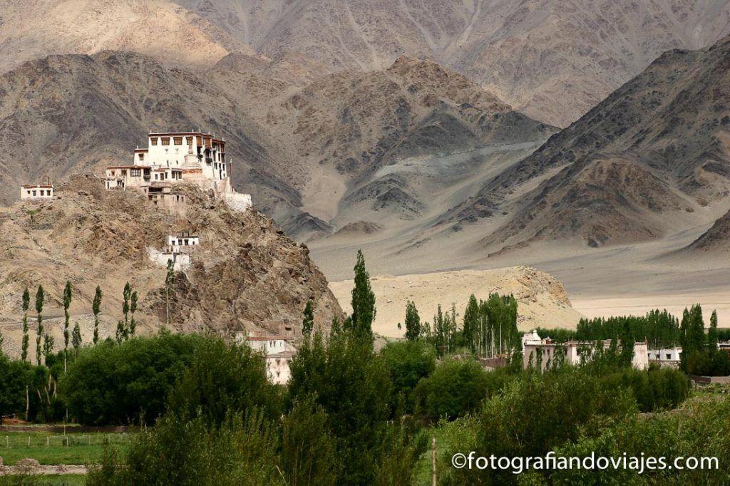 Monasterio Stakna ladakh
