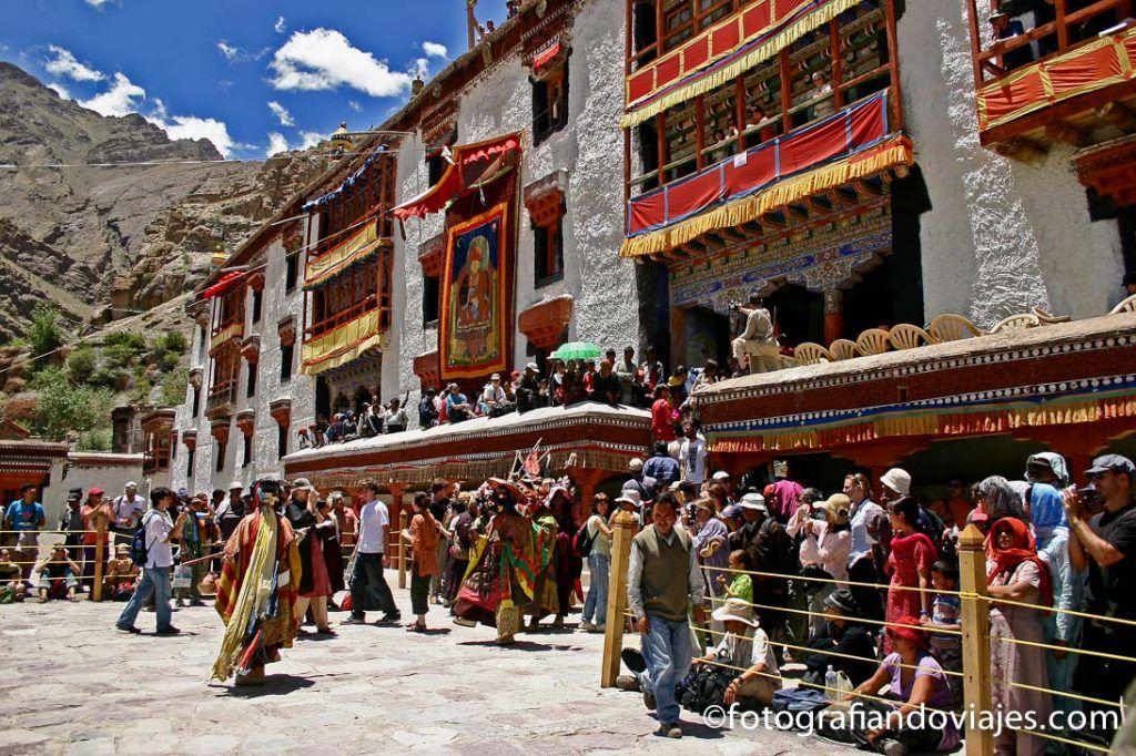 Festival Tse-Che en Hemis ladakh