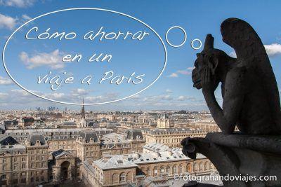 como ahorrar en Paris