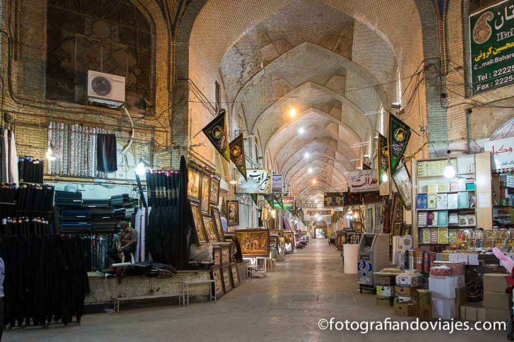 Bazar de Shiraz