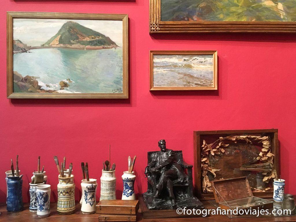 Casa museo Sorolla en Madrid