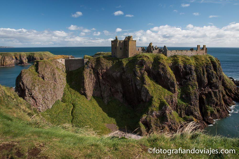 Castillo de Dunotar