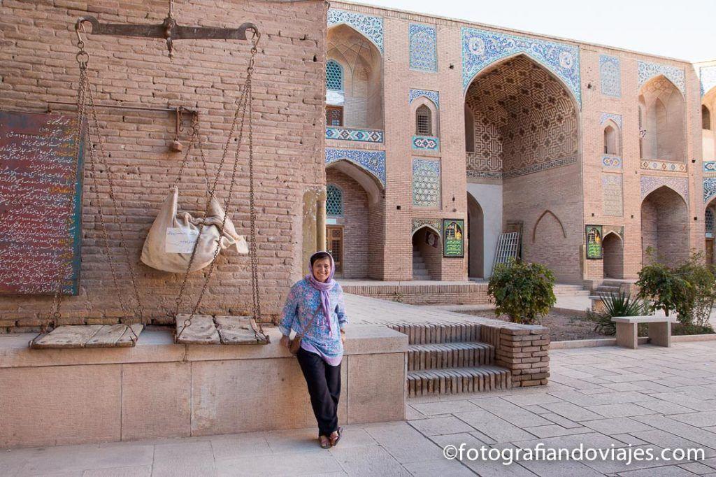 Bazar de Kerman