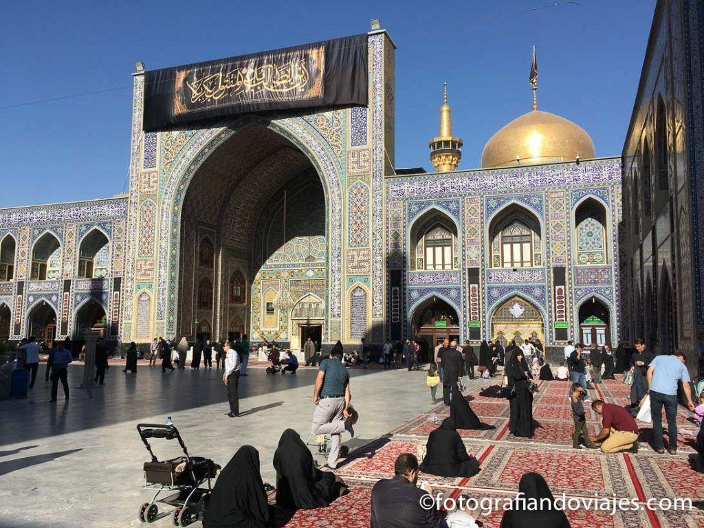 Mezquita Goharshad Jame