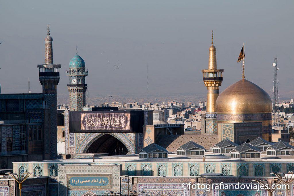 Mausoleo Iman Reza