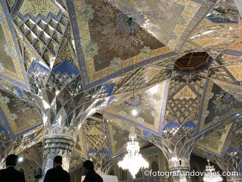 Mezquita Iman Khomeini Ravagh