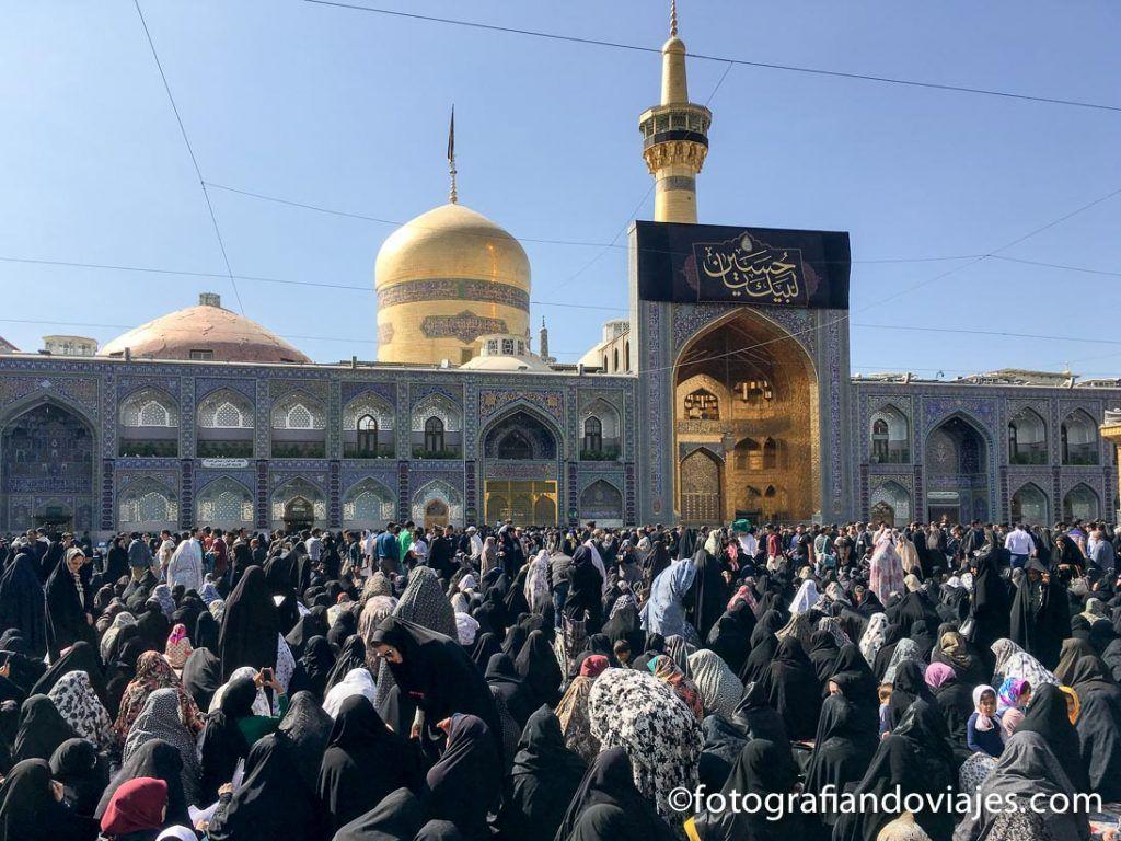mausoleo iman reza mashad