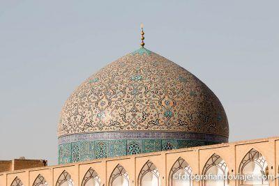 Mezquita Isfahan