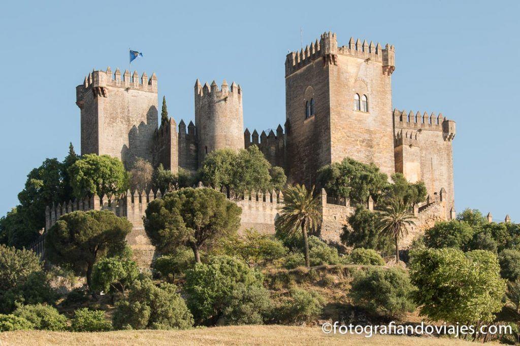 Castillo de Almodovar del Rio Cordoba