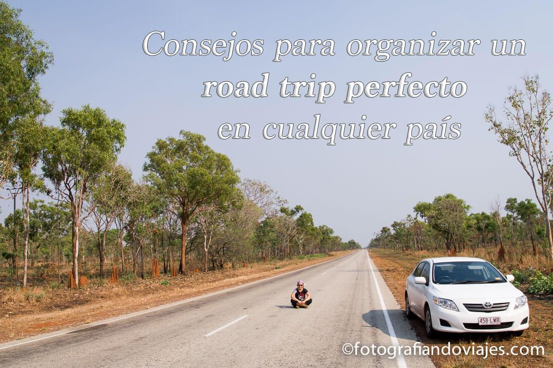 Preparar road trip