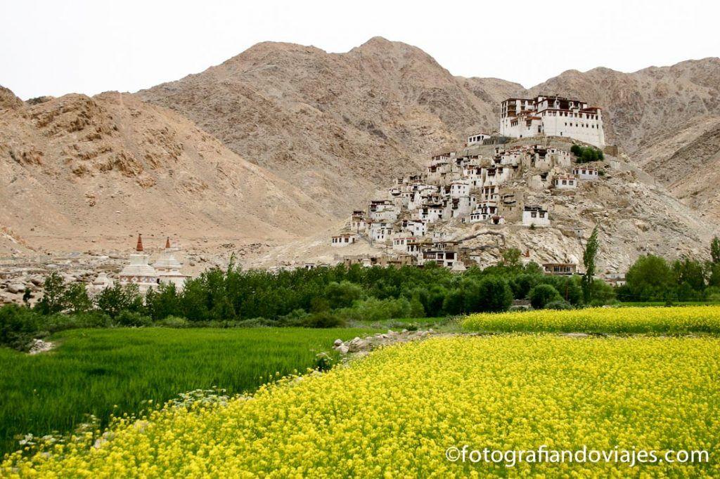 Monasterio de Chemray Leh