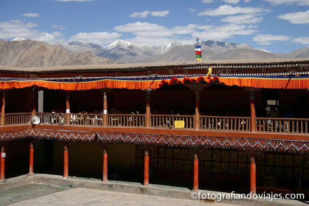 Monasterio de Hemis en Ladakh Leh