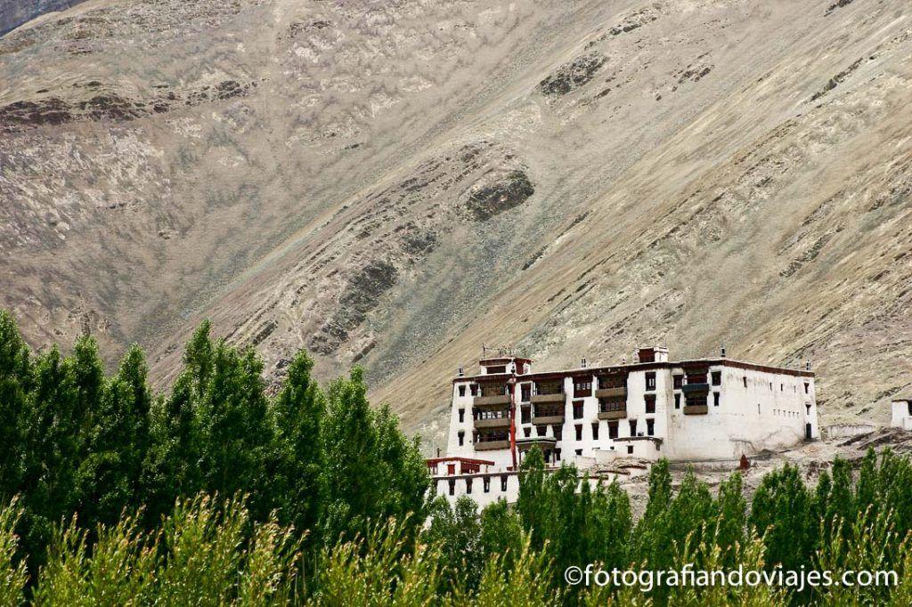Monasterio de Matho en Ladakh