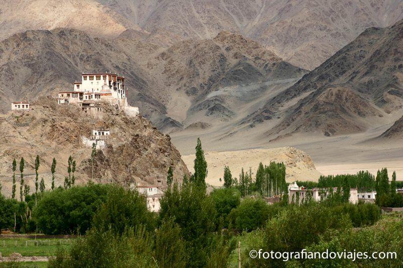 Monasterio Ladakh