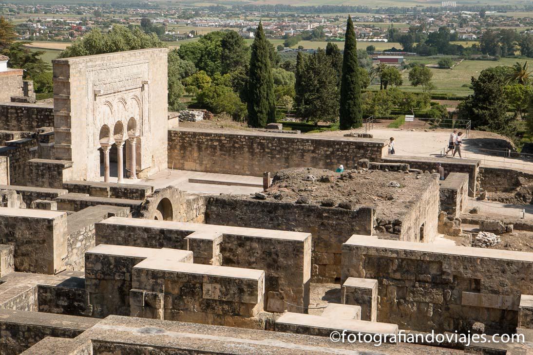 Ruinas Medina Azahara Cordoba
