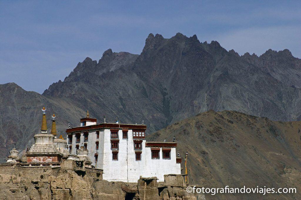 monasterio gompa de Lamayuru