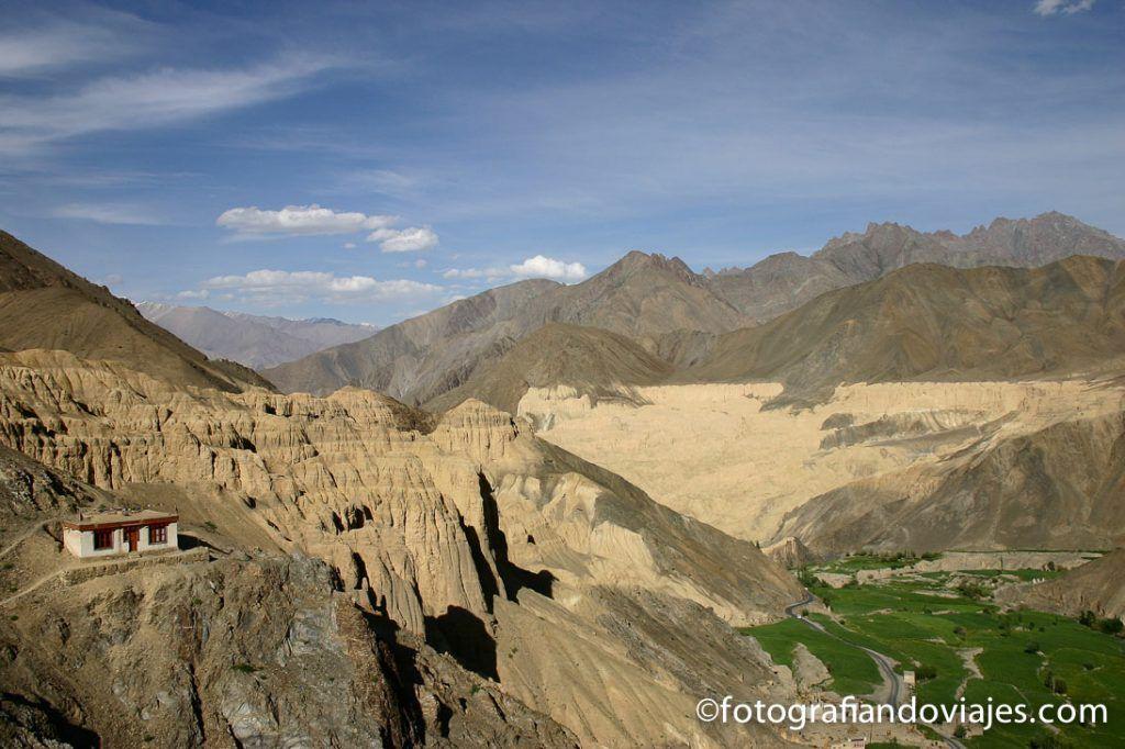 monasterio gompa de Lamayuru Ladakh
