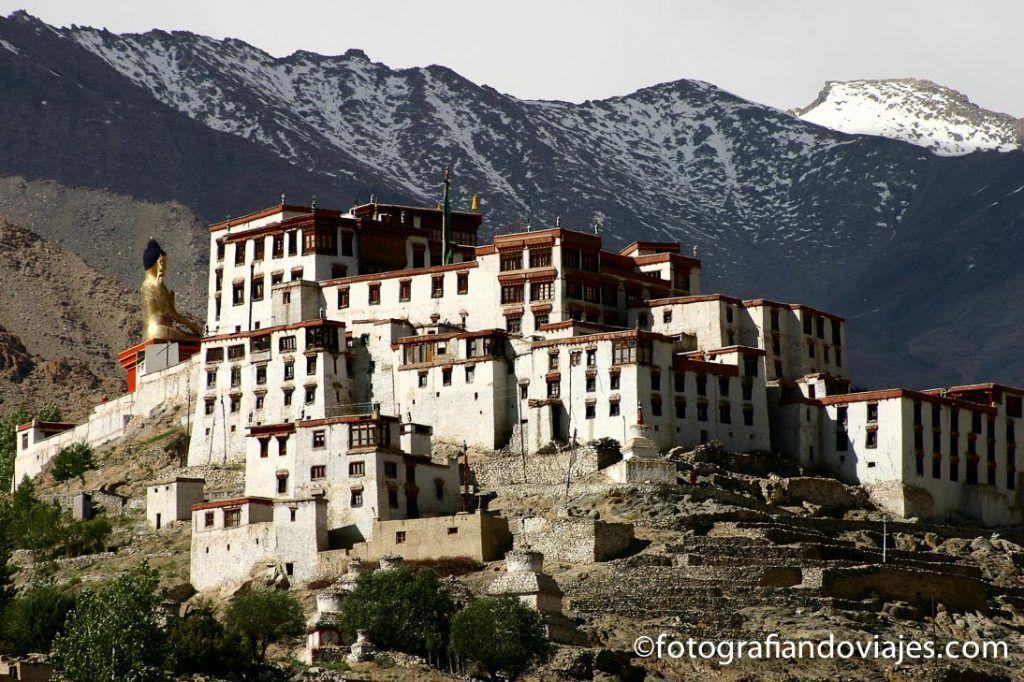 Monasterio de Likir en Ladakh