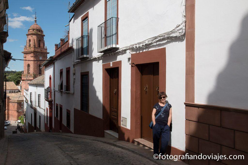 Calles de Montoro