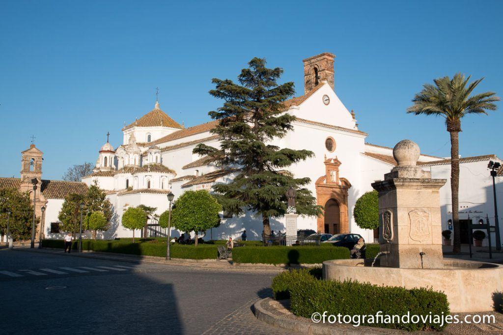 Monasterio de San Francisco en de palma del rio Andalucia