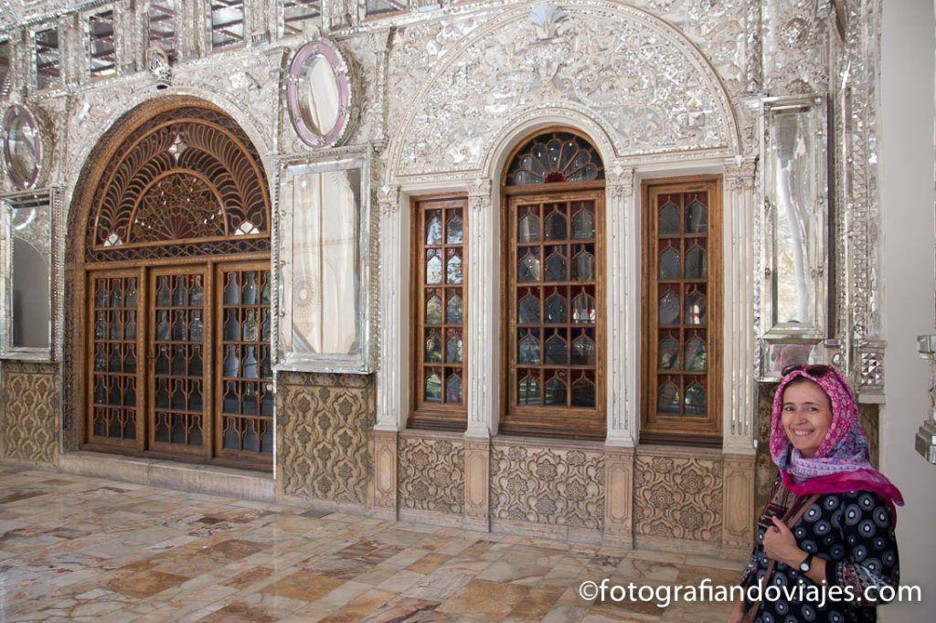 Palacio de Golestán en Teheran
