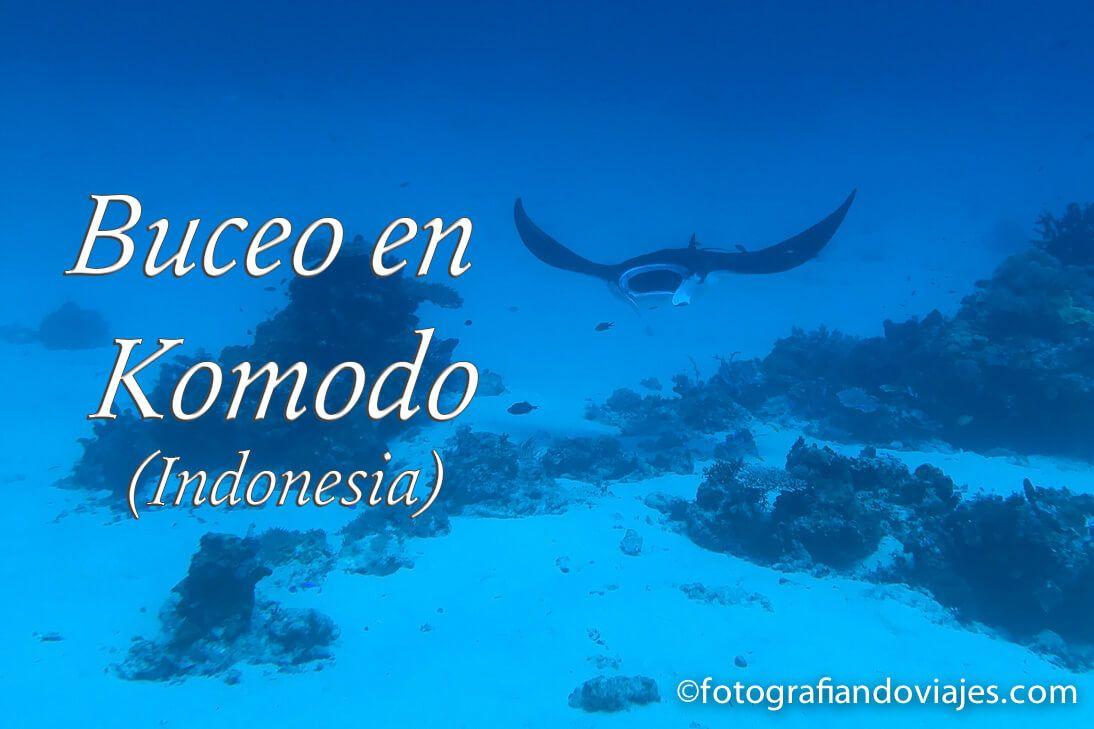 Buceo en Komodo
