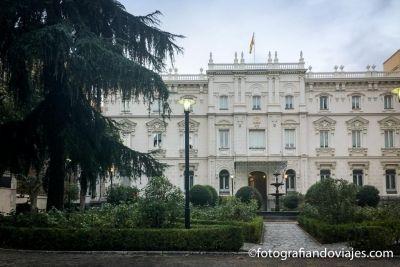 Palacio marques de fontalba Madrid