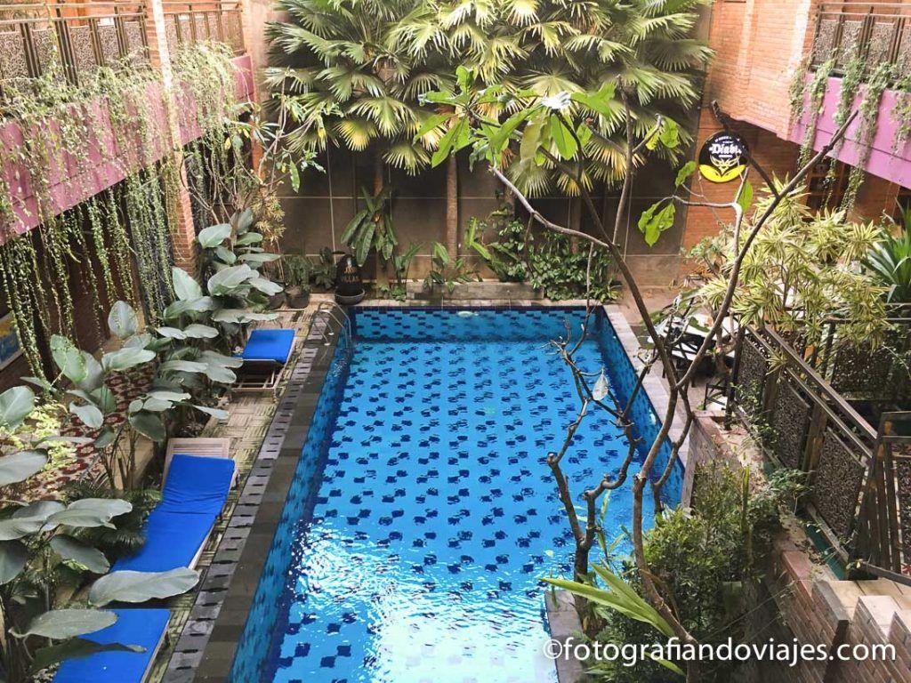 Alojamientos en Indonesia