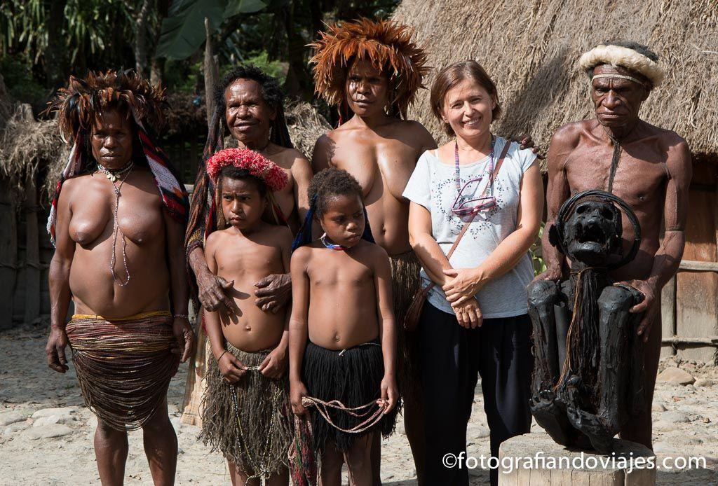 Que ver en Papua indonesia