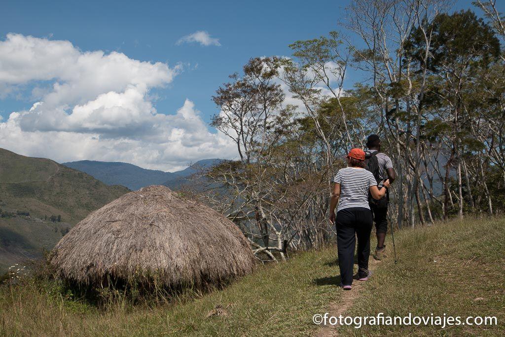Valle de Baliem, Papua indonesia
