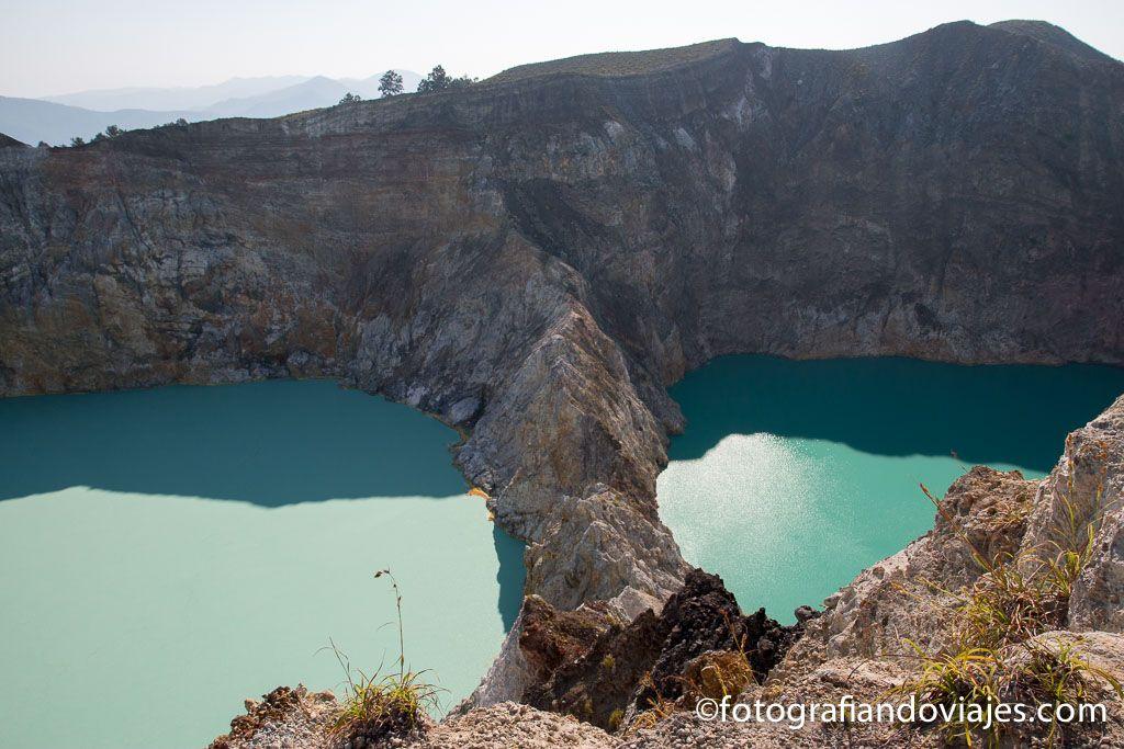 Indonesia volcan kelimutu