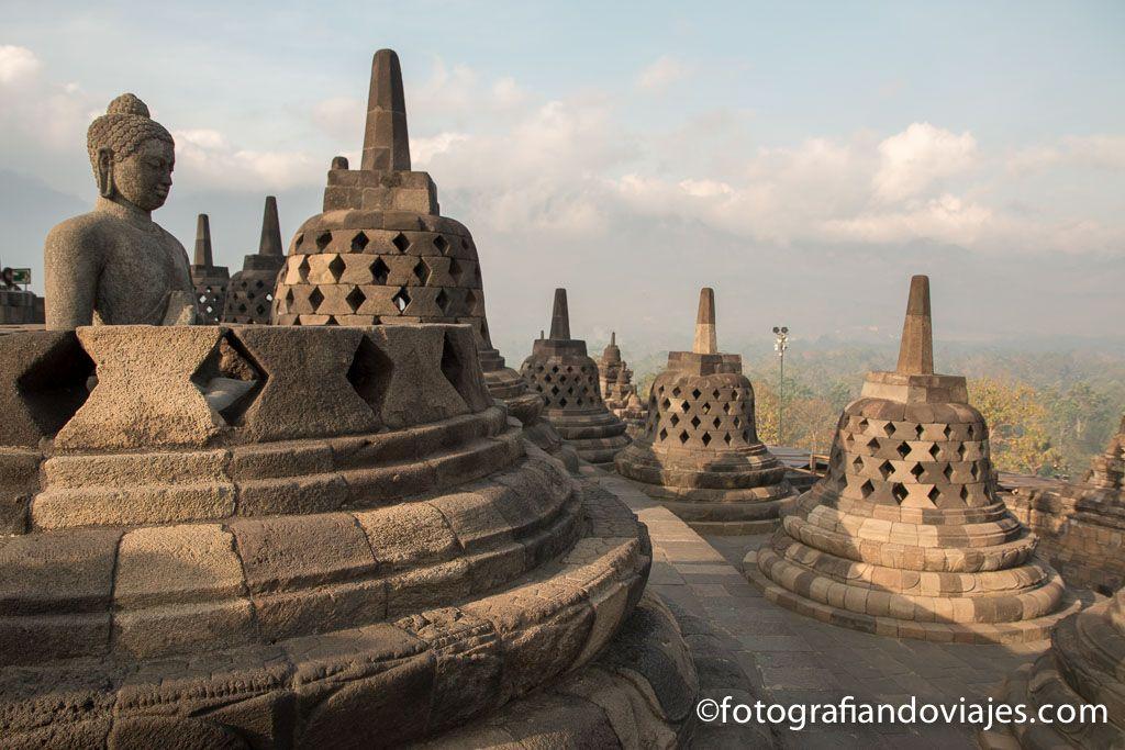 Que ver en Indonesia Borobudur
