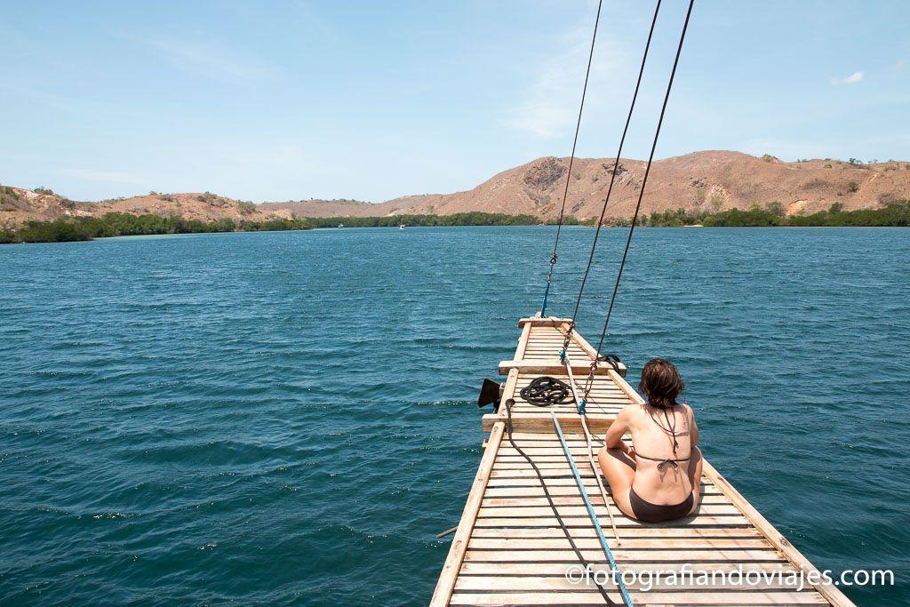 Que Hacer En El Parque Nacional De Komodo 3 Dias En Barco