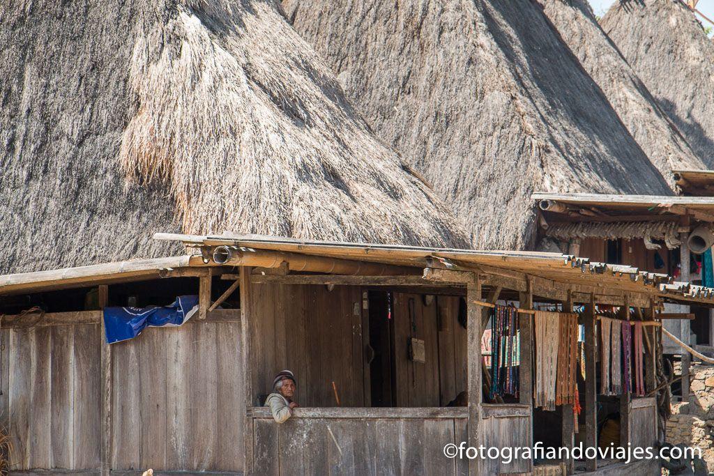 Bena pueblo Ngada que ver en Bajawa