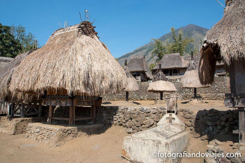 Luba pueblo Ngada que ver en Flores