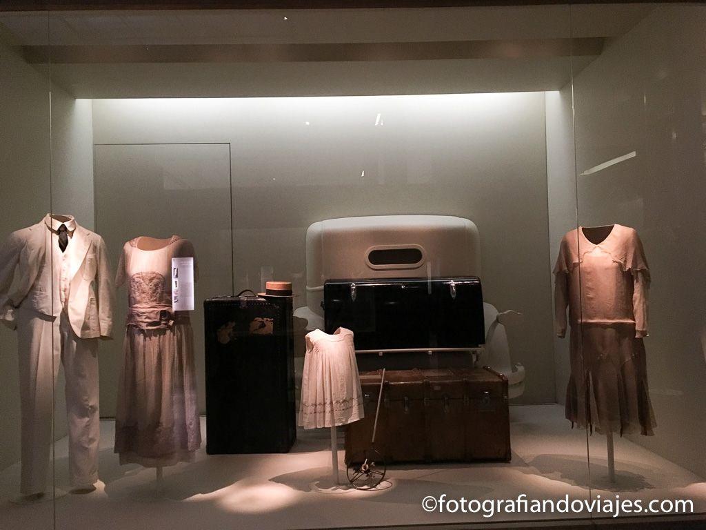 ropa del siglo XX
