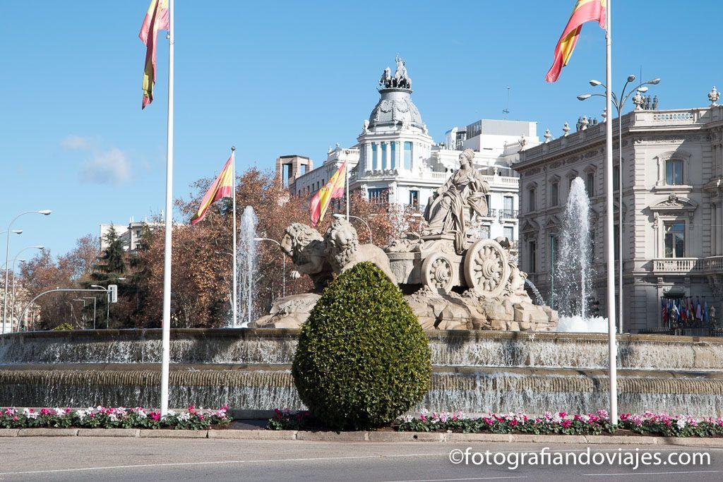 Recorrido por Madrid