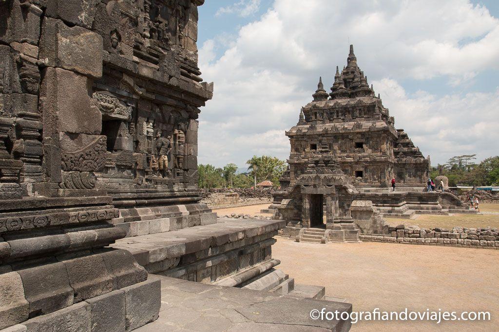 Candi Plaosan Indonesia
