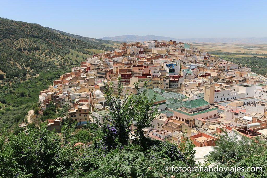 Moulay Idriss o Mulay Idris en Marruecos
