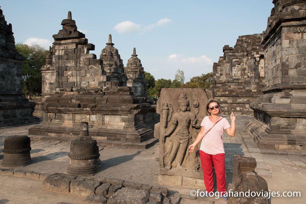 Prambanan Candi Lumbung Indonesia