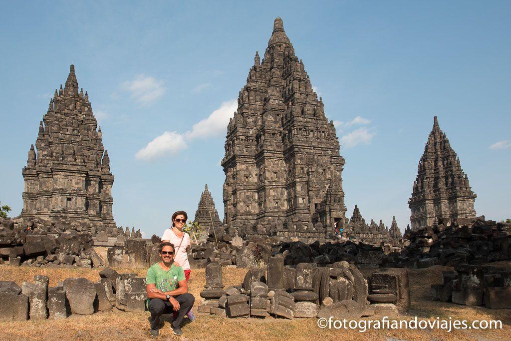 Prambanan Trimurti Indonesia