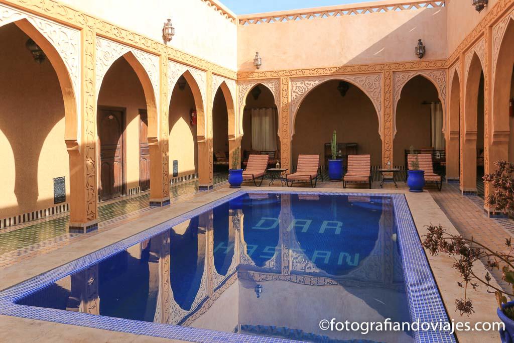 Riad en Merzouga alojamientos en Marruecos
