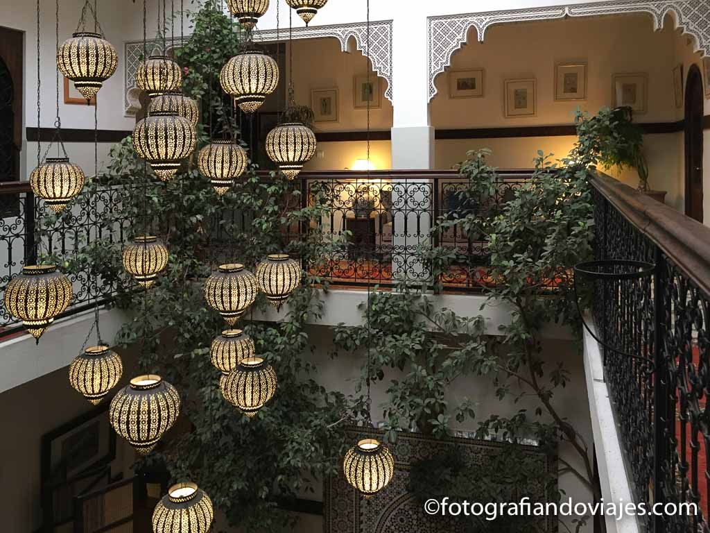 Hotel Riad en Marrakech