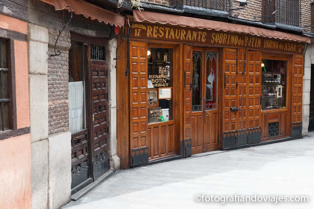 Casa Botin en Madrid