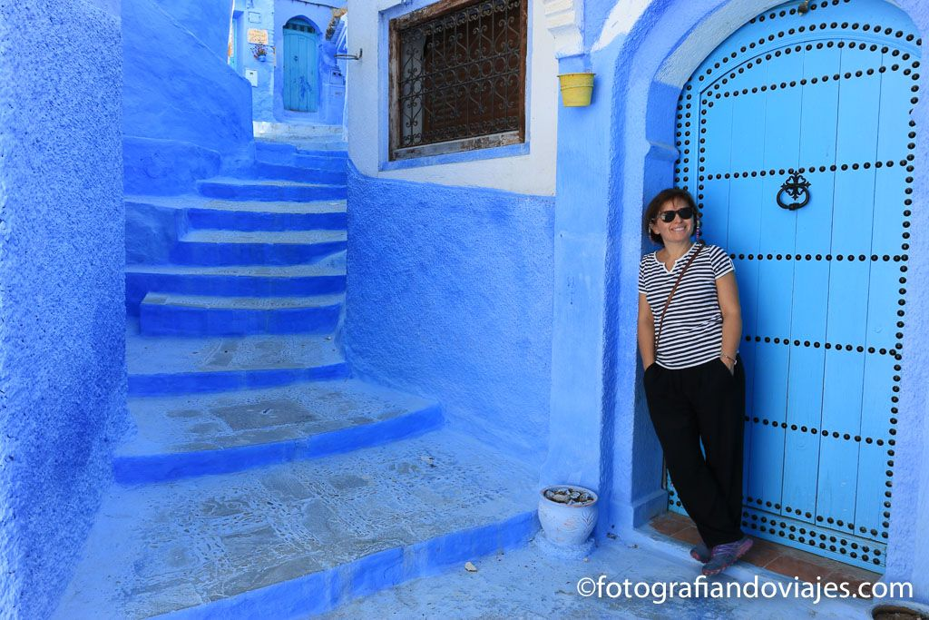 Chefchaouen ruta marruecos