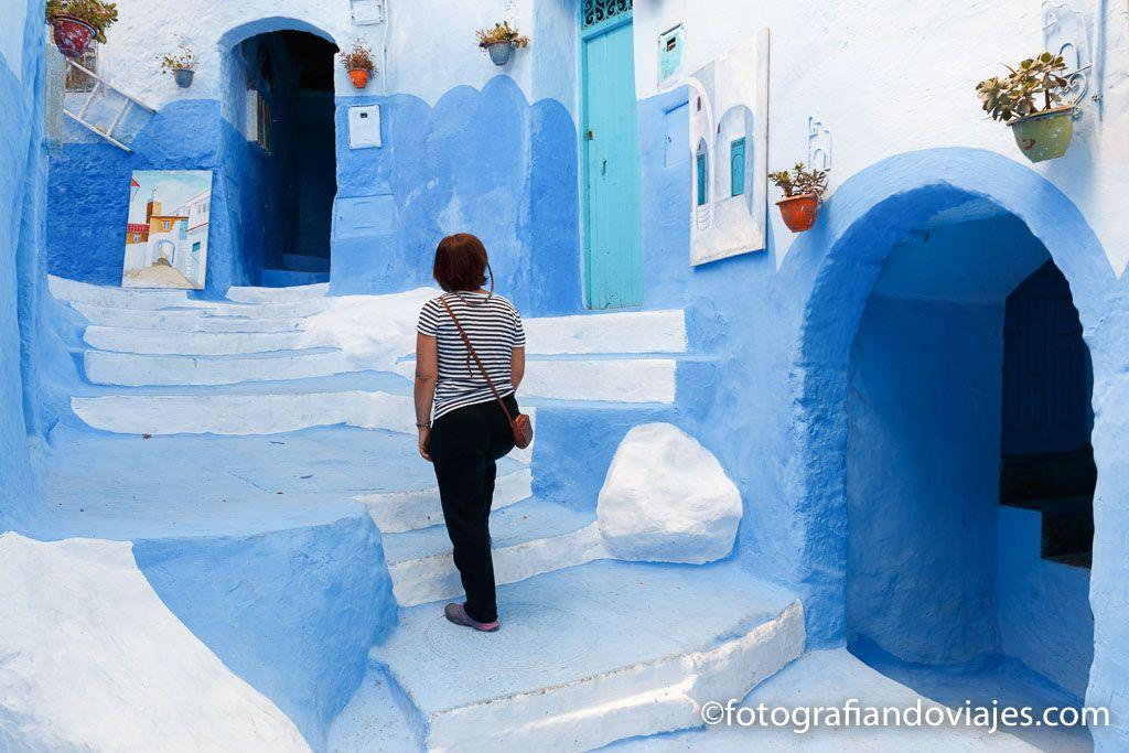 medina azul lo mejor que ver en Chefchaouen