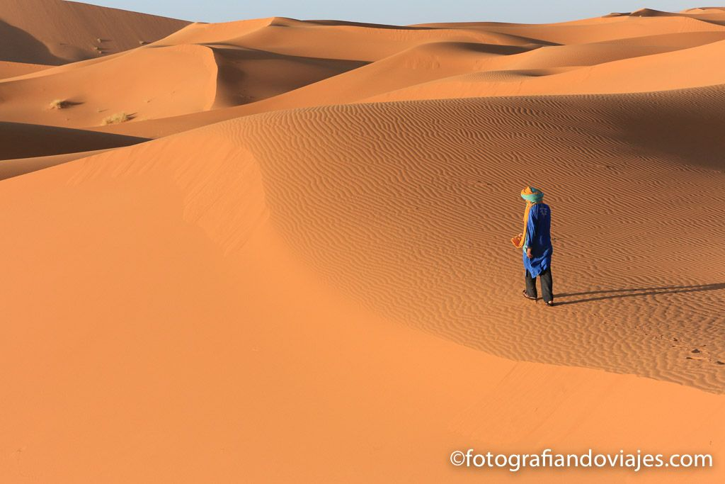 Desierto Erg Chebbi Merzouga Marruecos
