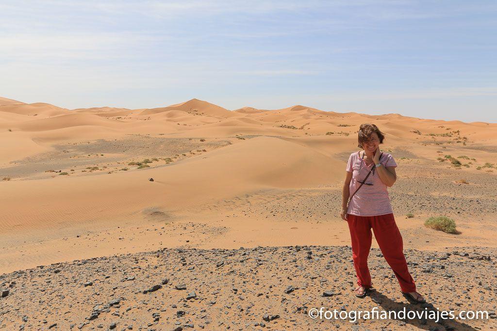 Recorrido en 4x4 en el desierto