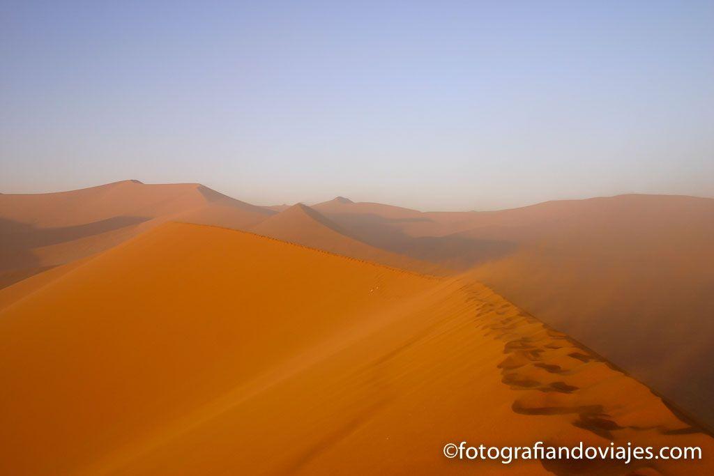 Duna 45 en Namibia