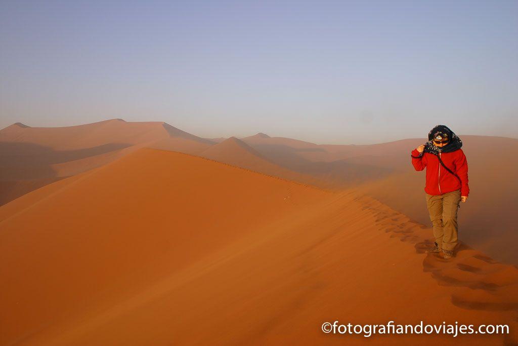 duna 45 en Namib